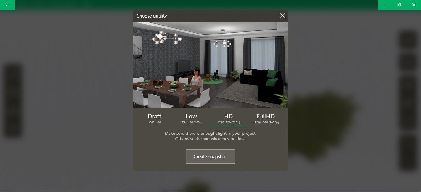 Descargar planner 5d dise ador de interiores y casas for Disenador de cocinas gratis