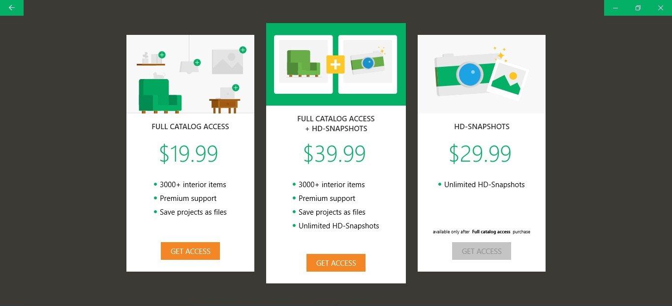 Descargar planner 5d dise ador de interiores y casas for Disenador de cocinas online gratis