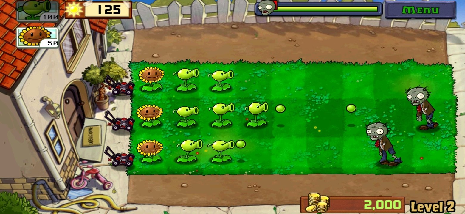 Download Plants vs. Zombies Free 2.3.30 Android - APK Free
