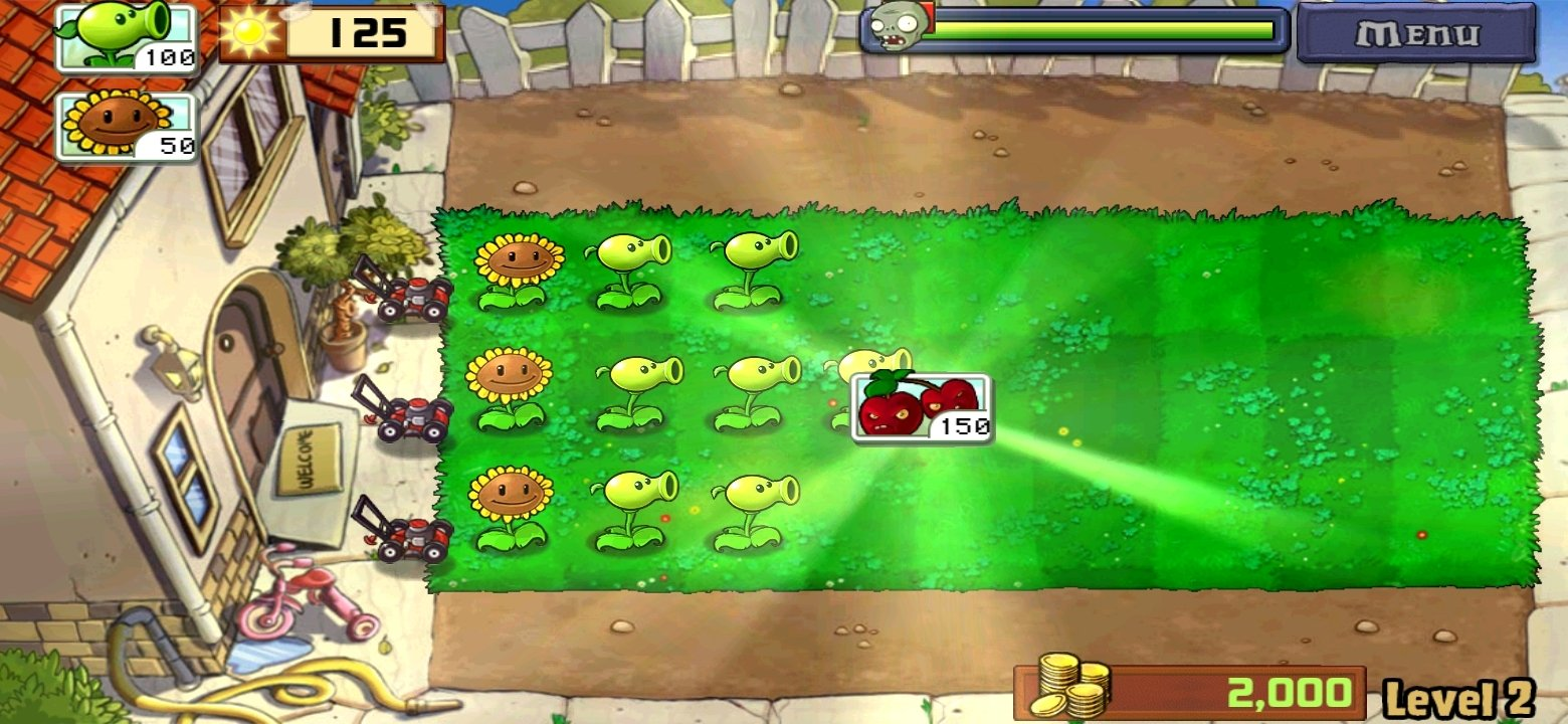 Level 4-5 is the thirty-fifth level in Plants vs. Zombies, Plants vs. Zombies: Journey to the West, and Plants vs. Zombies: Great Wall Edition, and it is the eleventh (fourteenth in Plants vs. Zombies: Journey to the West) Night level. It is a Vasebreaker level. When this level is finished for...