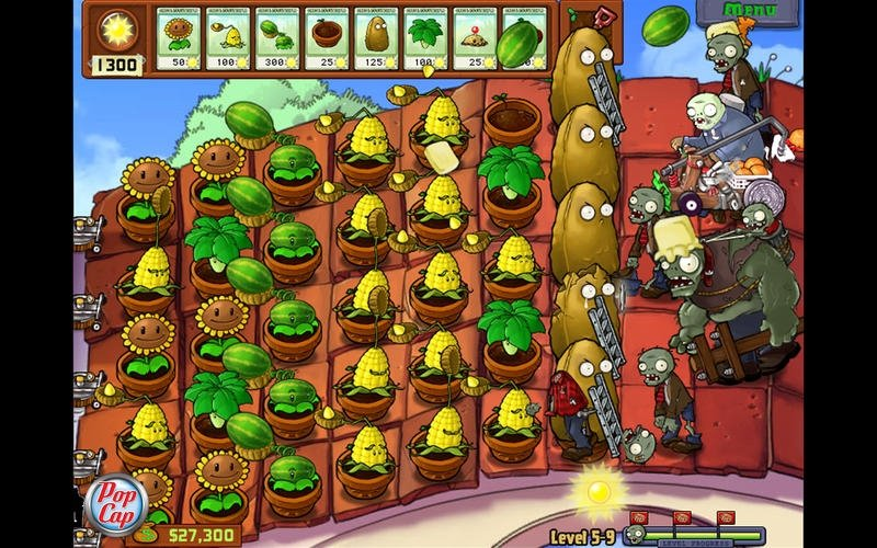 Plants vs. Zombies 1.0.40 - Descargar para Mac Gratis