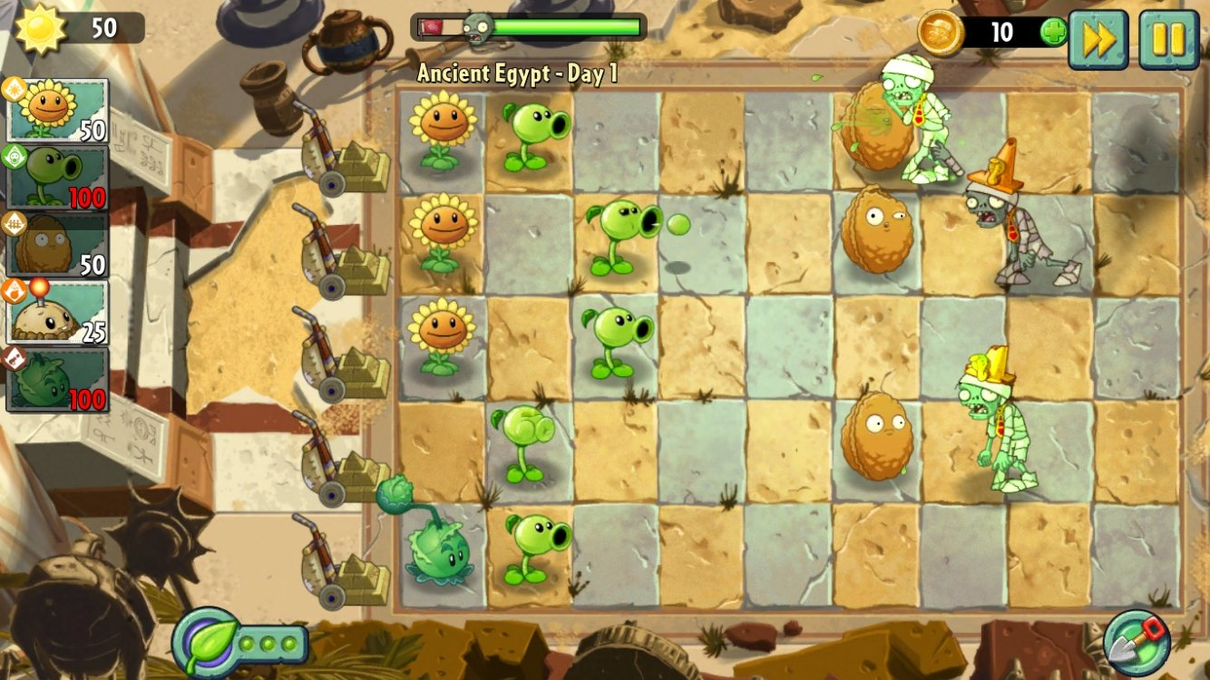 Plants Vs Zombies 2 7 0 1 Descargar Para Iphone Gratis