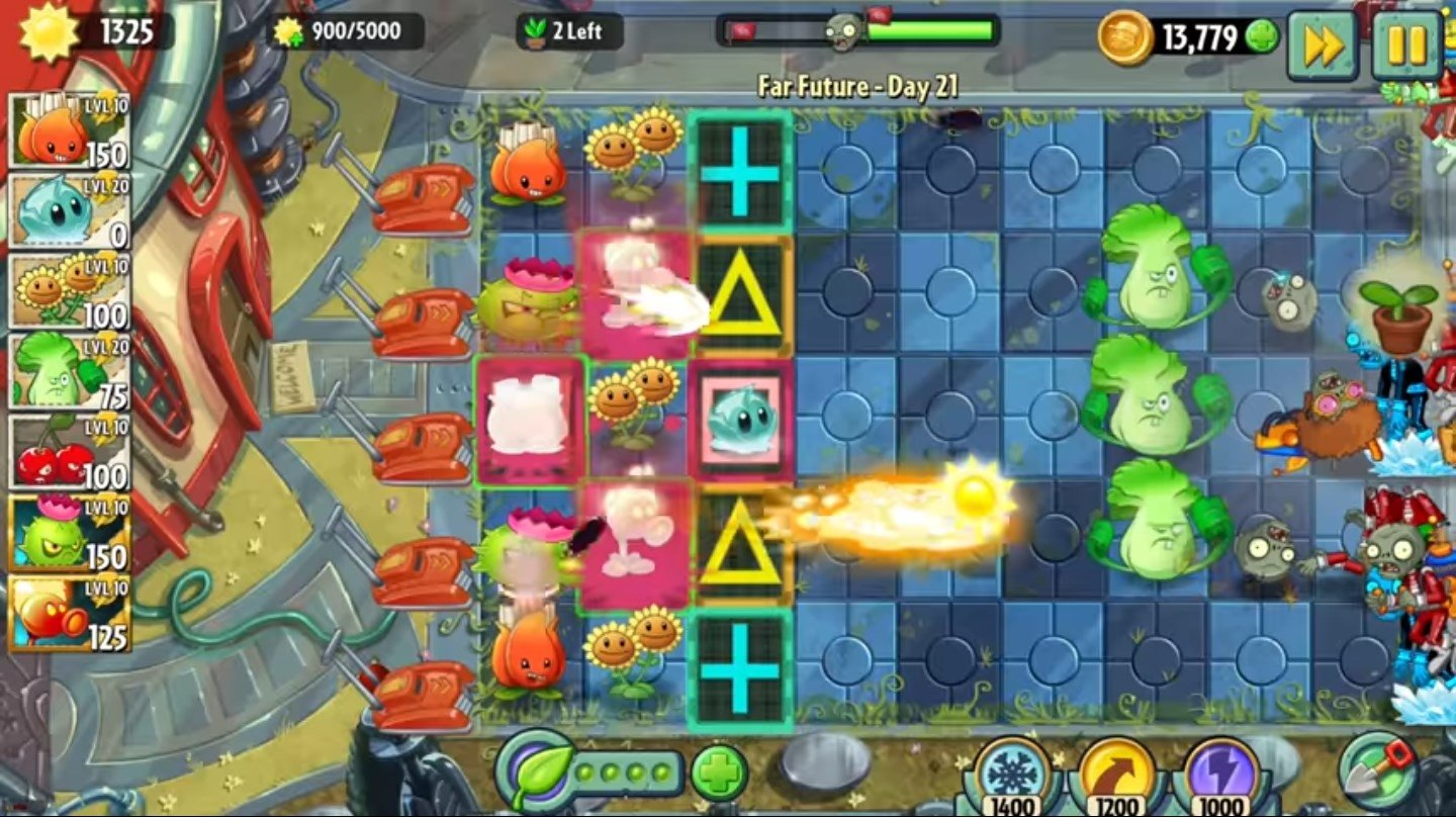 download game plants vs zombie 2 android
