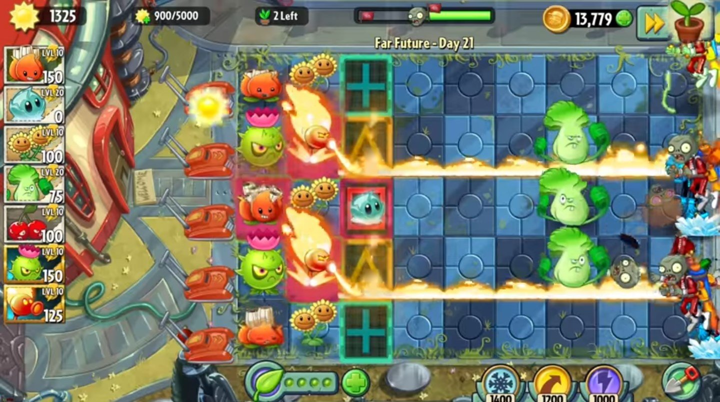 Plants vs. Zombies FREE for Android - Download