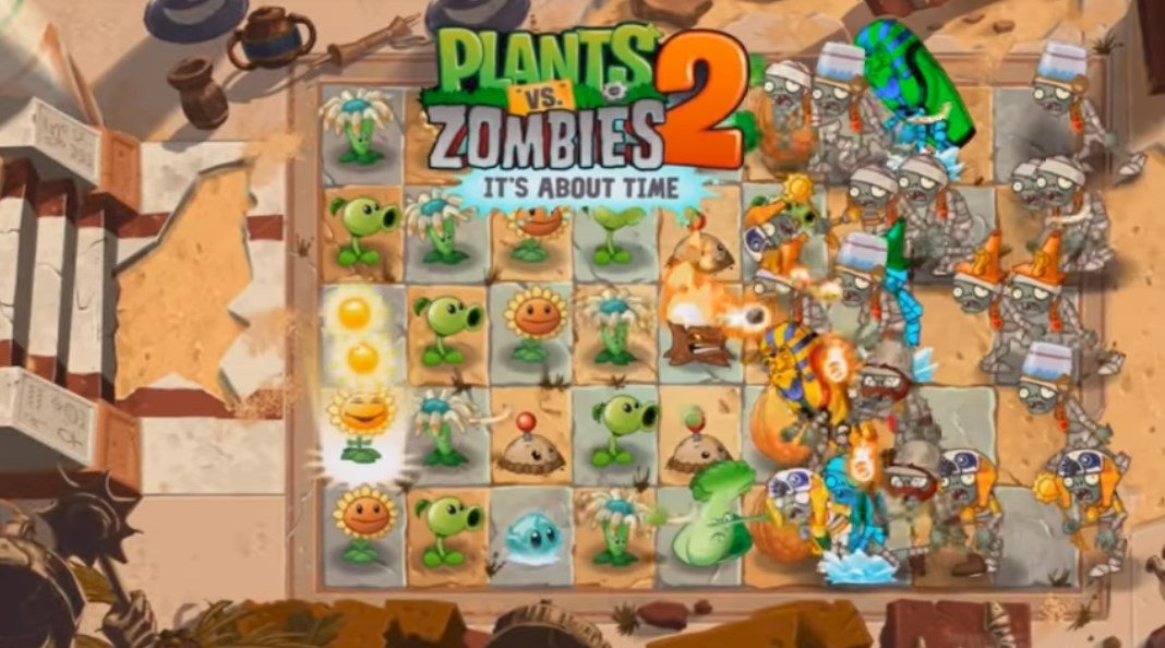 Plants Vs Zombies 2 7 0 1 Descargar Para Pc Gratis