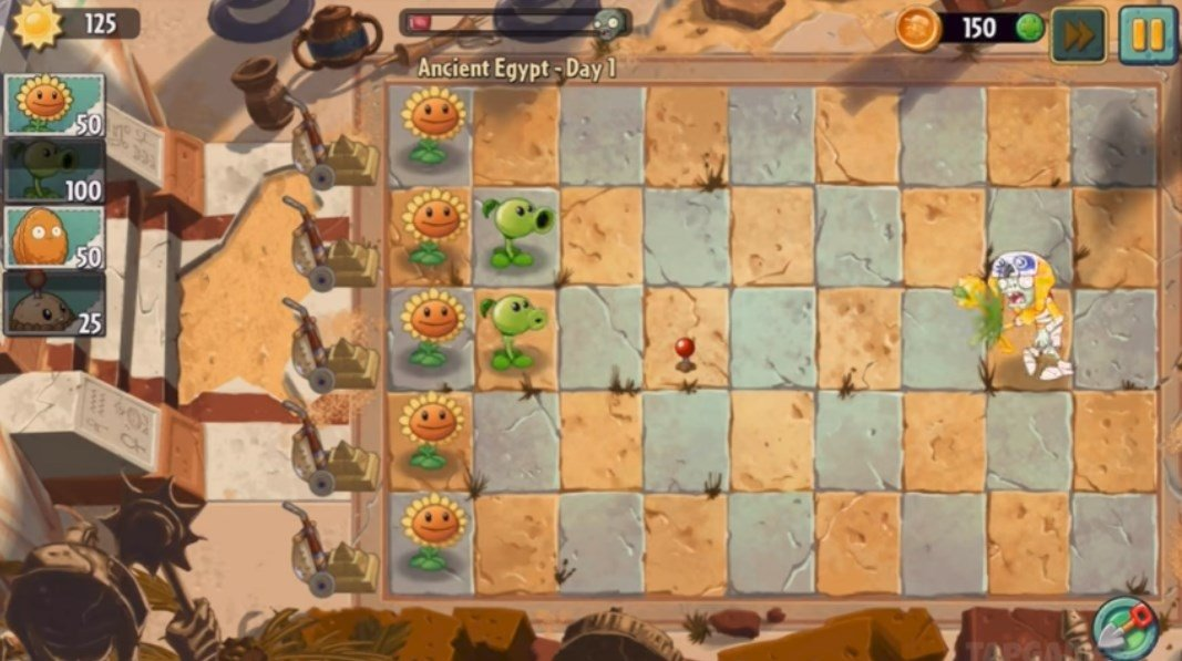 free plants vs zombies no download