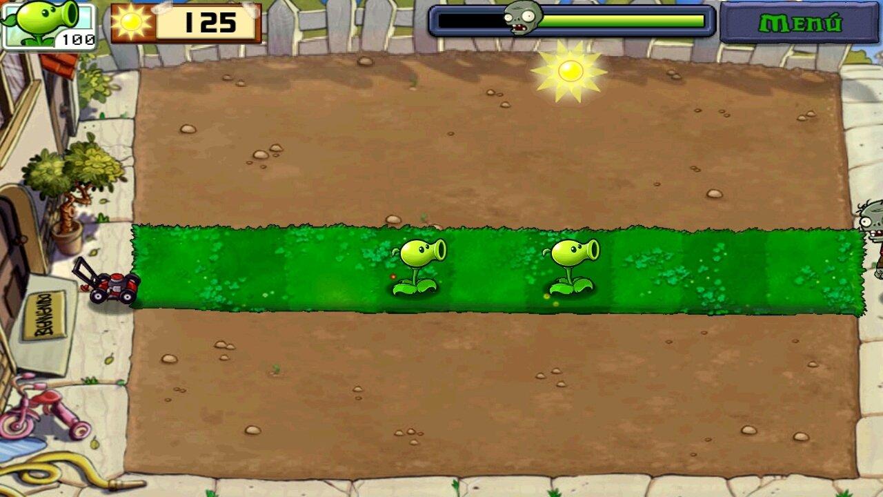 Free Download Plants vs zombies Apk obb