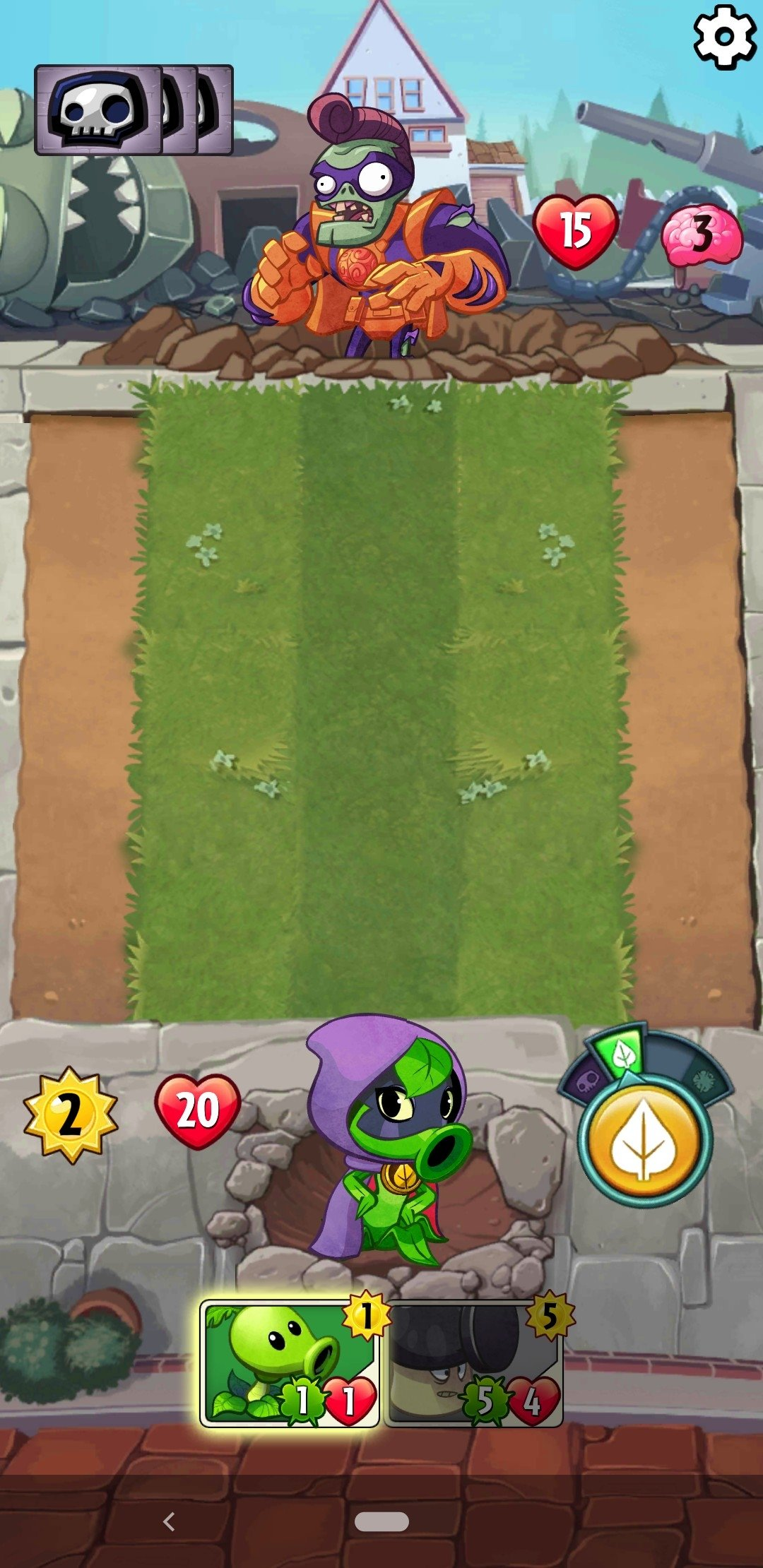 Download Plants vs. Zombies Heroes 1.24.6 Android - APK Free