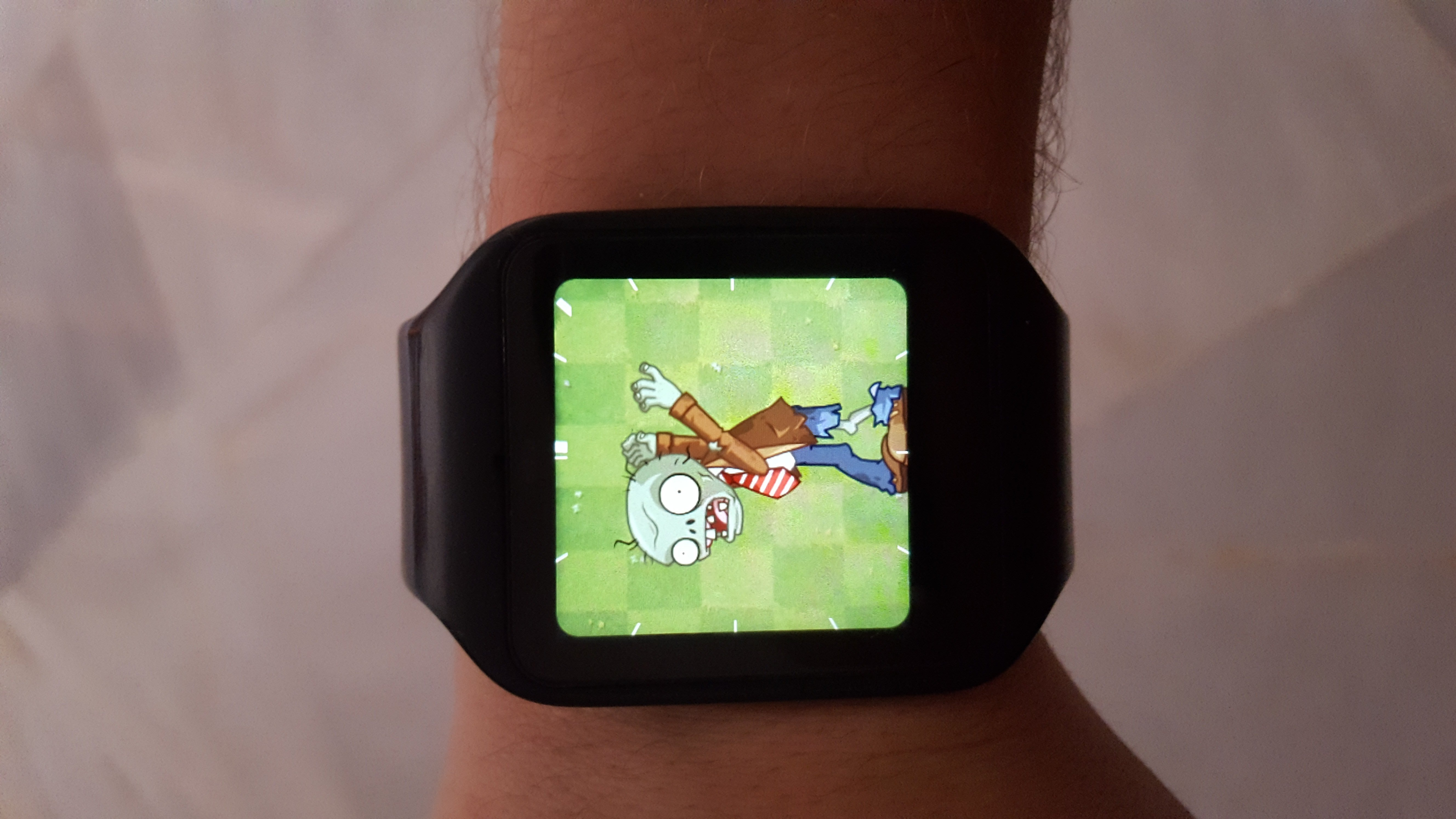 Plants vs. Zombies Watch Face Android image 2