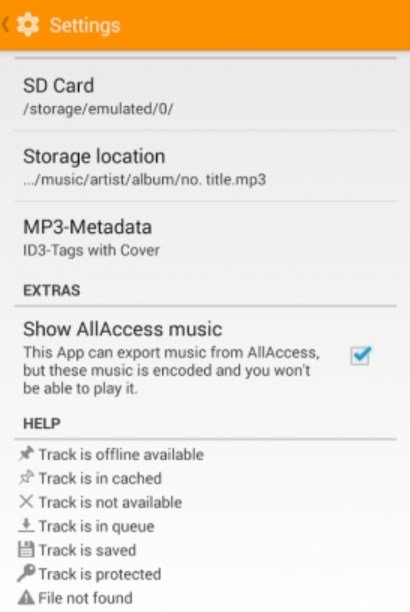 Play Music Exporter 0 9 6 0 - Download for Android APK Free
