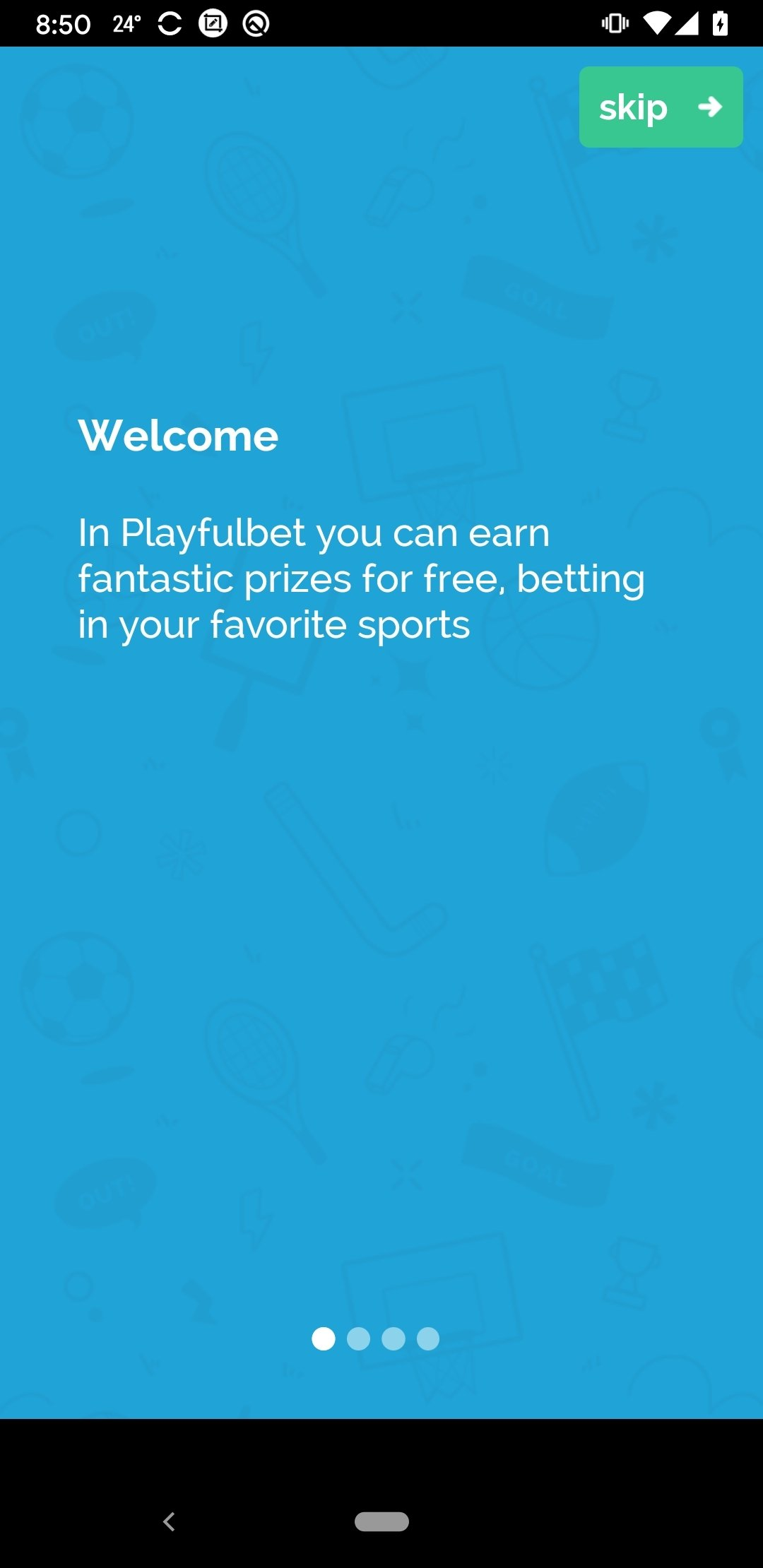 Playfulbet Android image 6