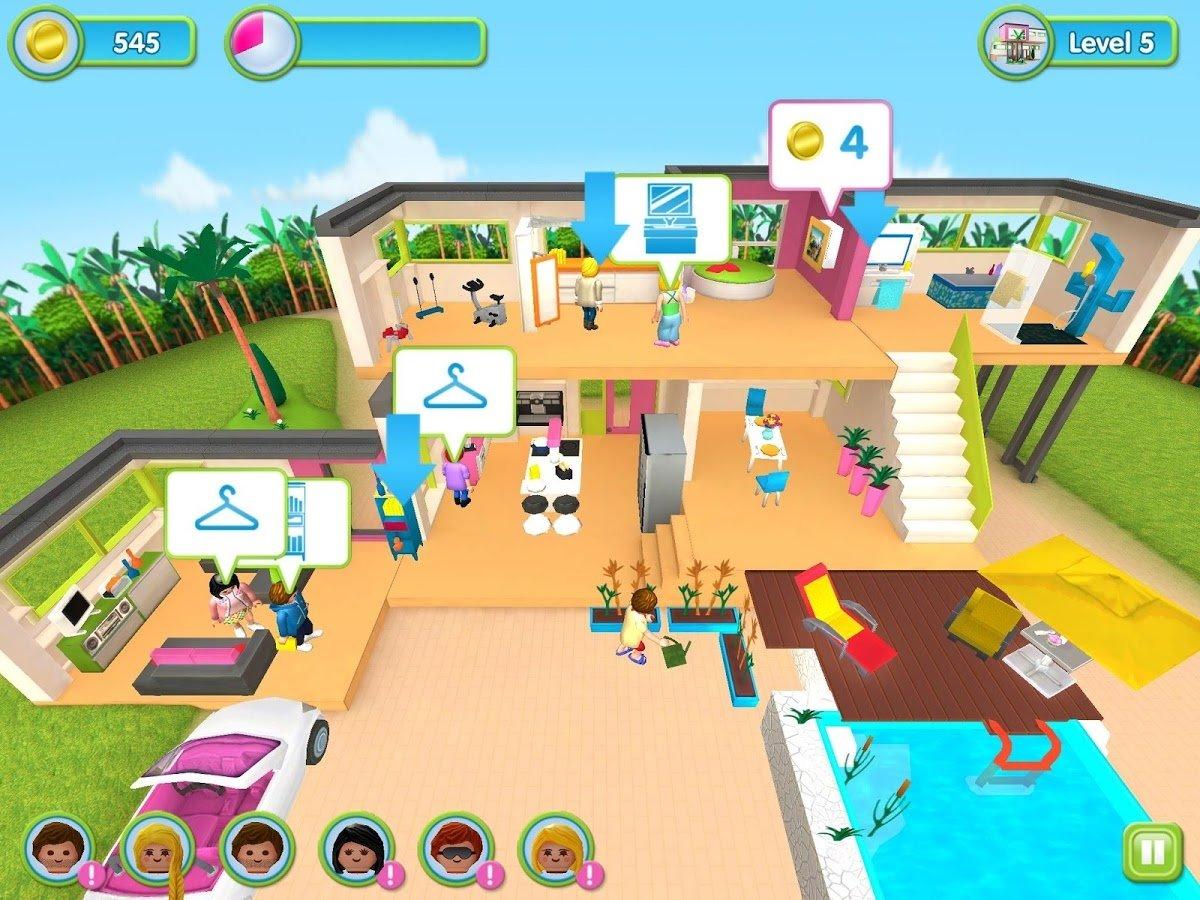 La maison moderne playmobil 1 5 t l charger pour android apk gratuitement - Toute les maison playmobil ...