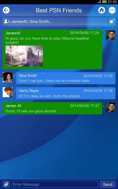 PlayStation App 19 07 0 - Download for Android APK Free