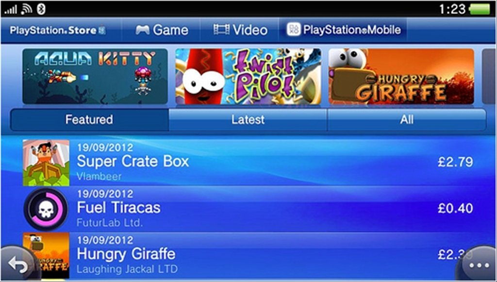 PlayStation Mobile 1 7 0 - Download for Android APK Free