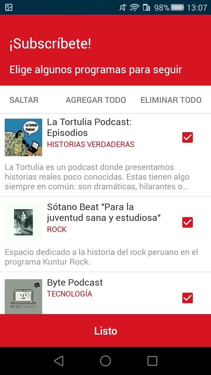 Podcast Player 4 7 0 22 - Download for Android APK Free