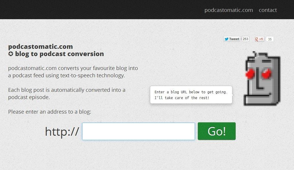 Podcastomatic Webapps image 4