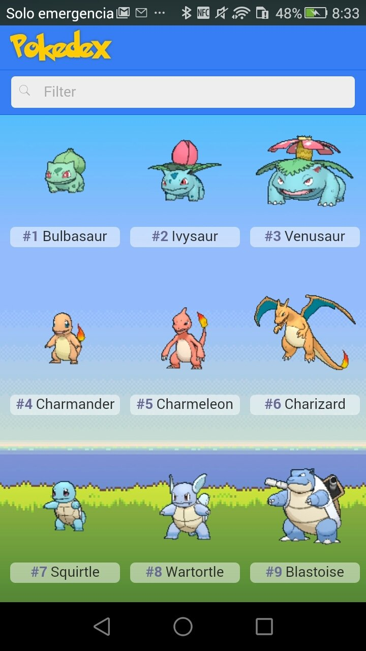 Pokedex app for android download