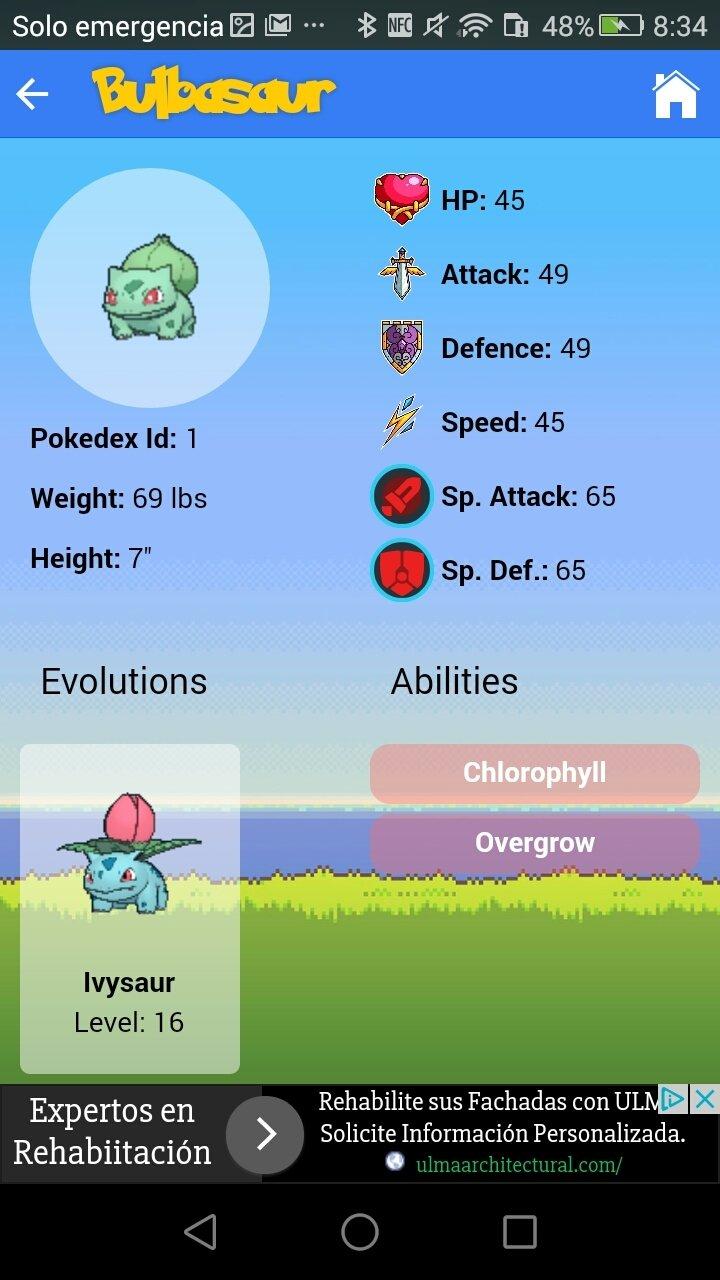 Pokémon launches official pokédex app for iphone, ipad, ipad mini.