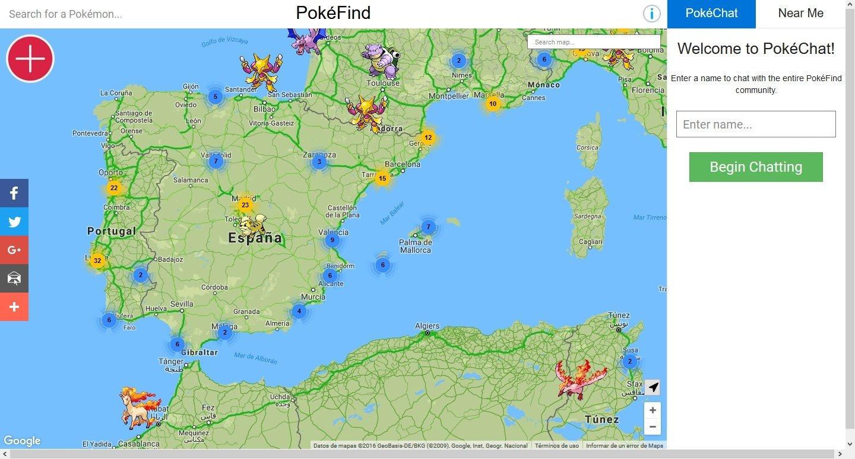 PokéFind Webapps image 7