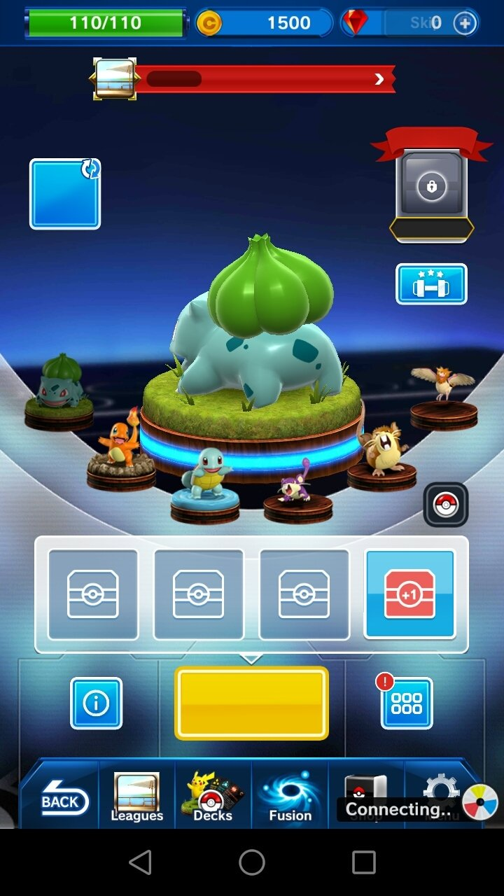 descargar pokemon duel para android
