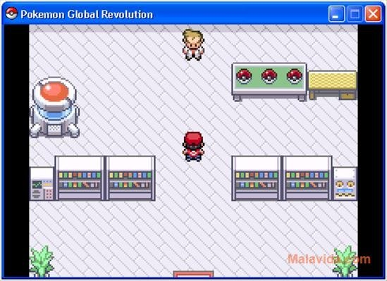 Pokemon Global Revolution 0.9.0