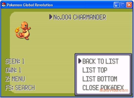Pokemon Global Revolution