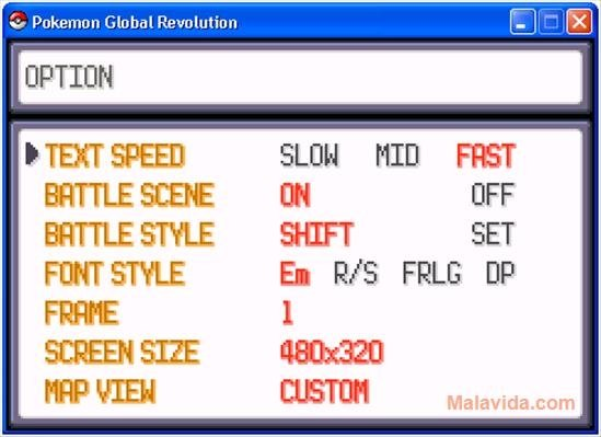 Descargar pokemon global revolution 0 9 0 para pc gratis
