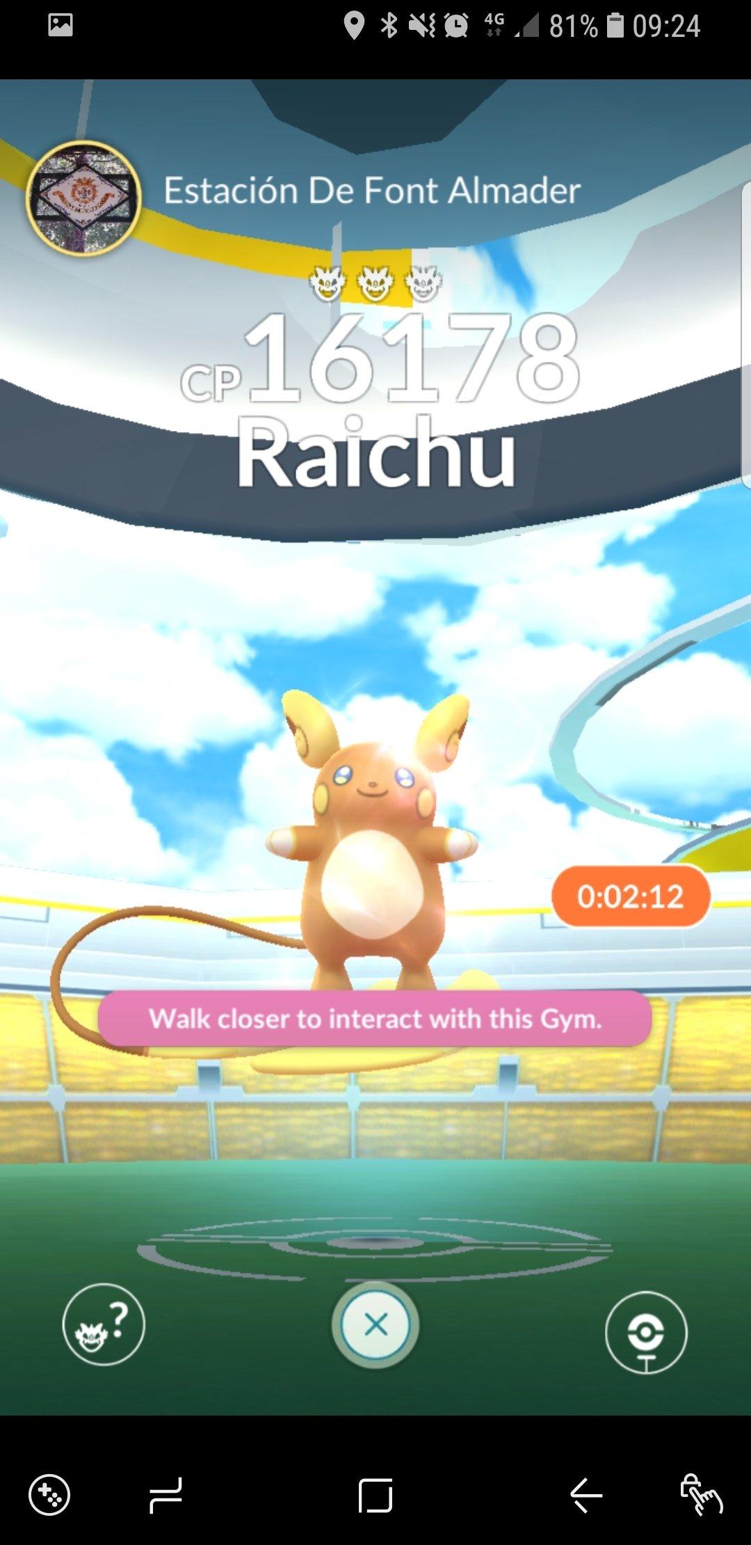 Pokémon GO 0 161 2 - Download for PC Free