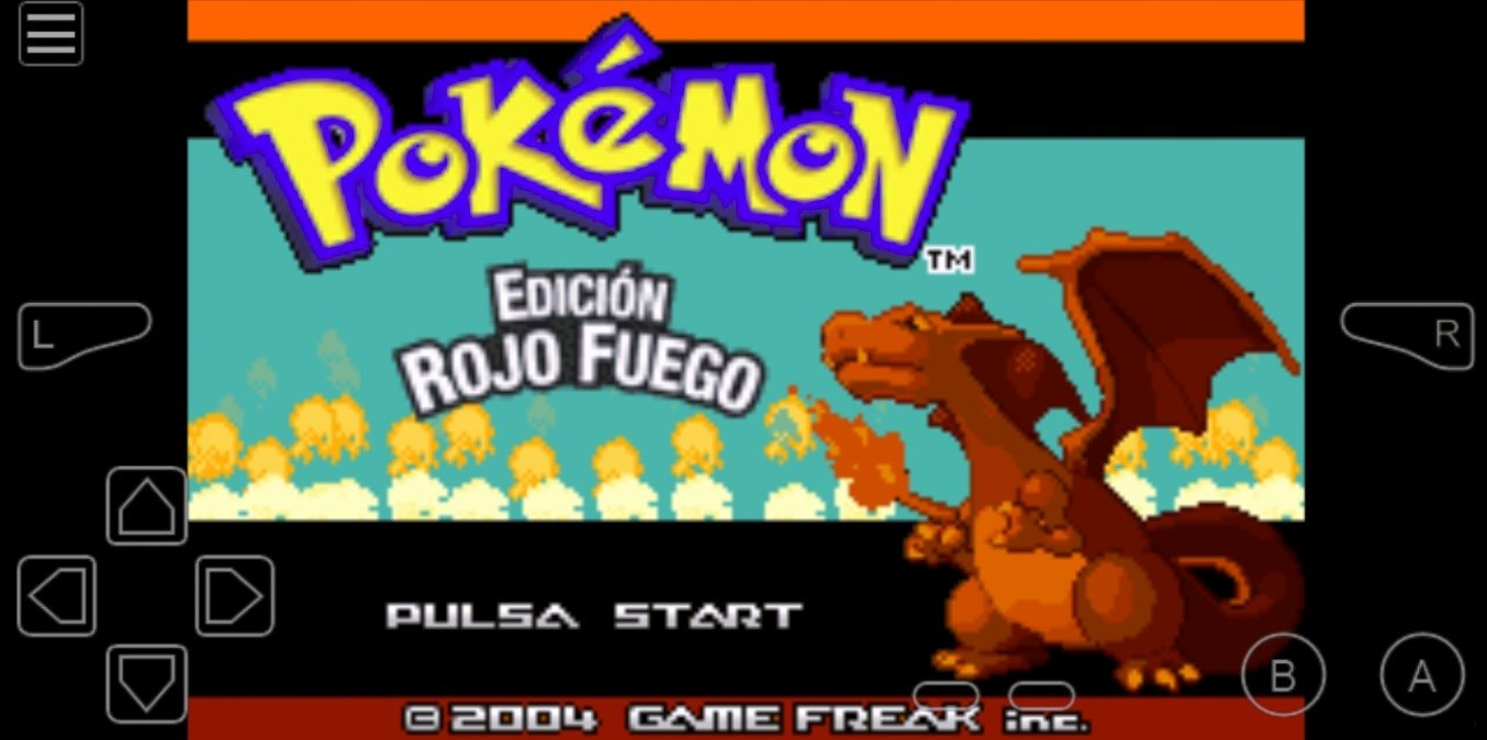 descargar pokemon rojo fuego para my boy free android