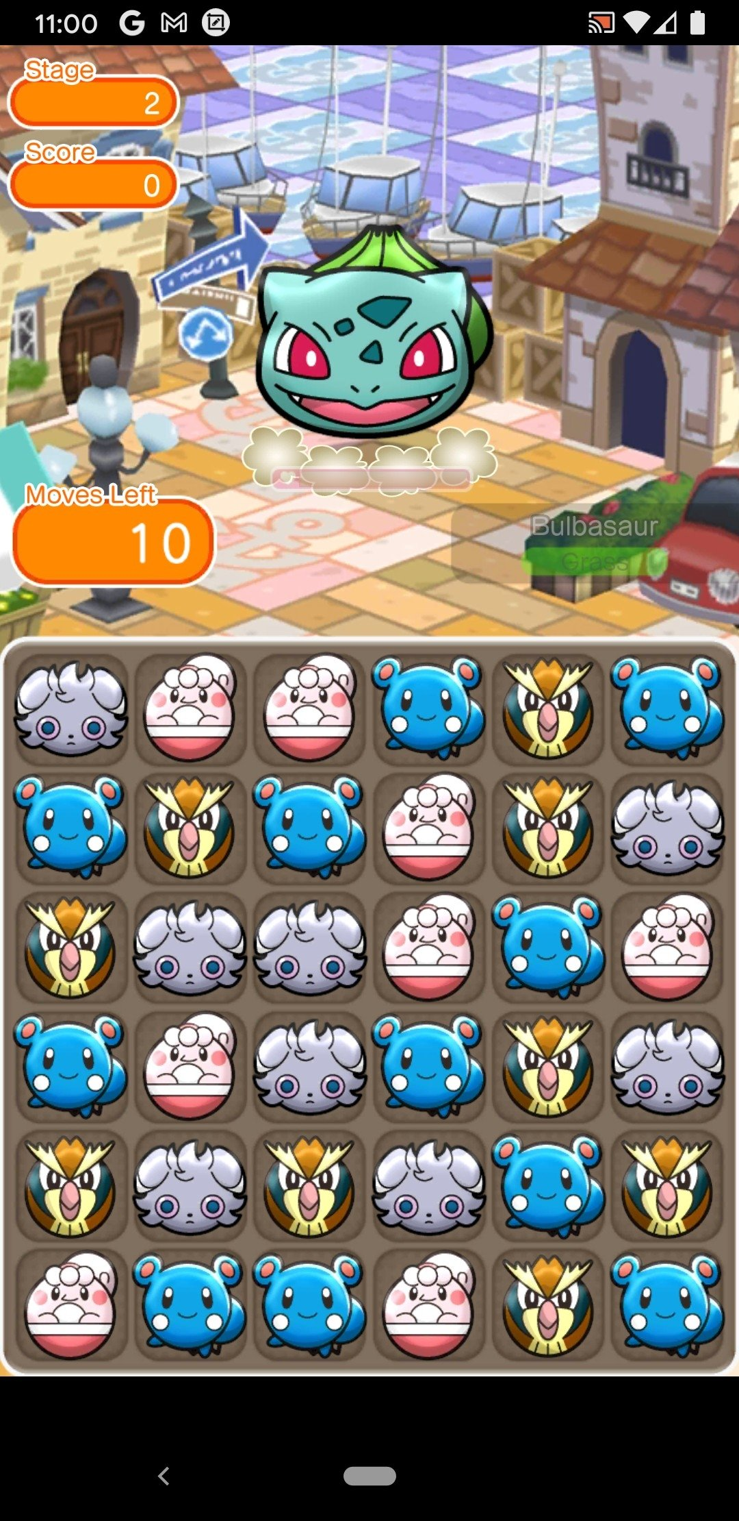 Pokémon Shuffle Mobile Android image 6