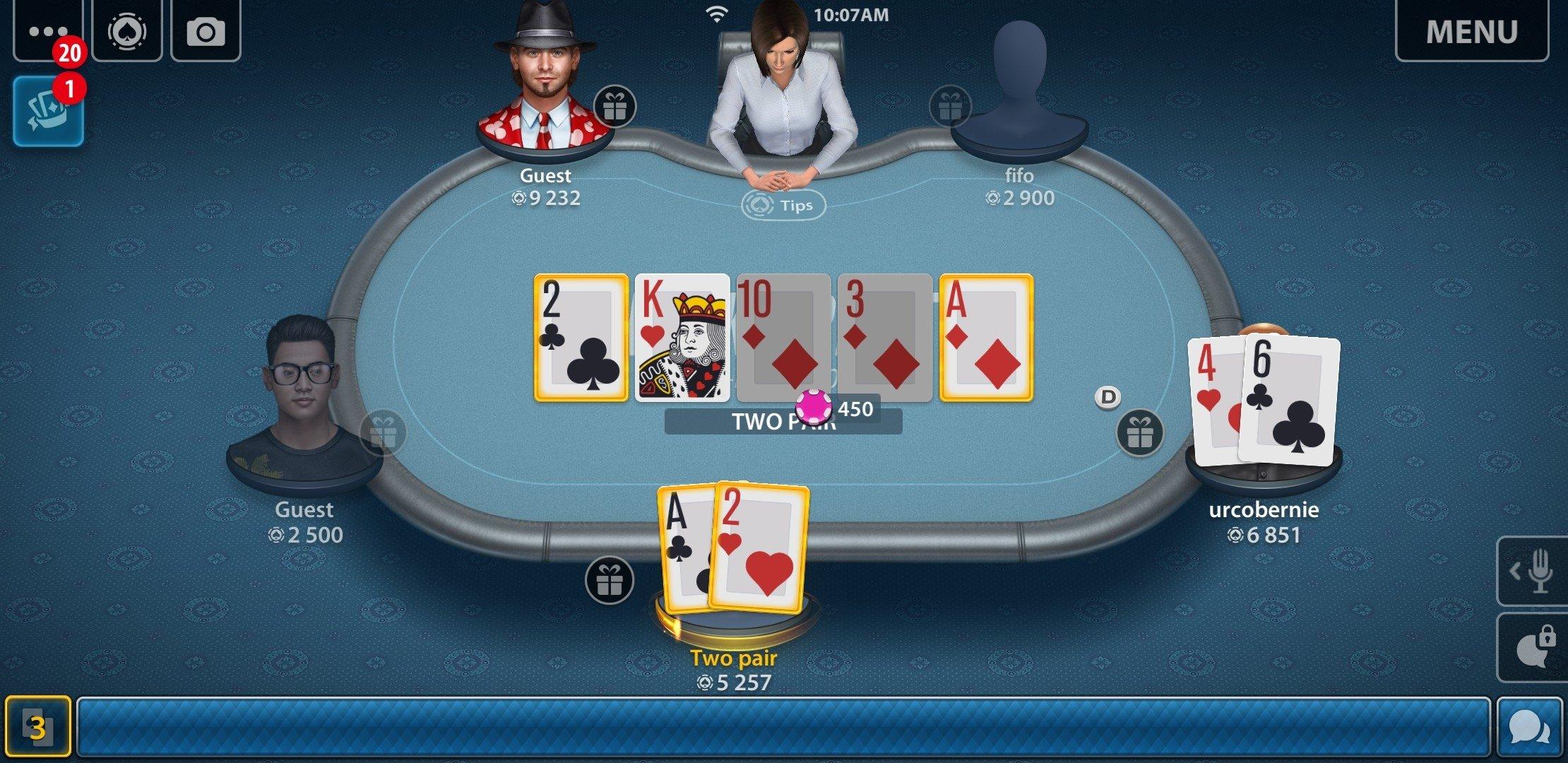 Pokerist Android image 4