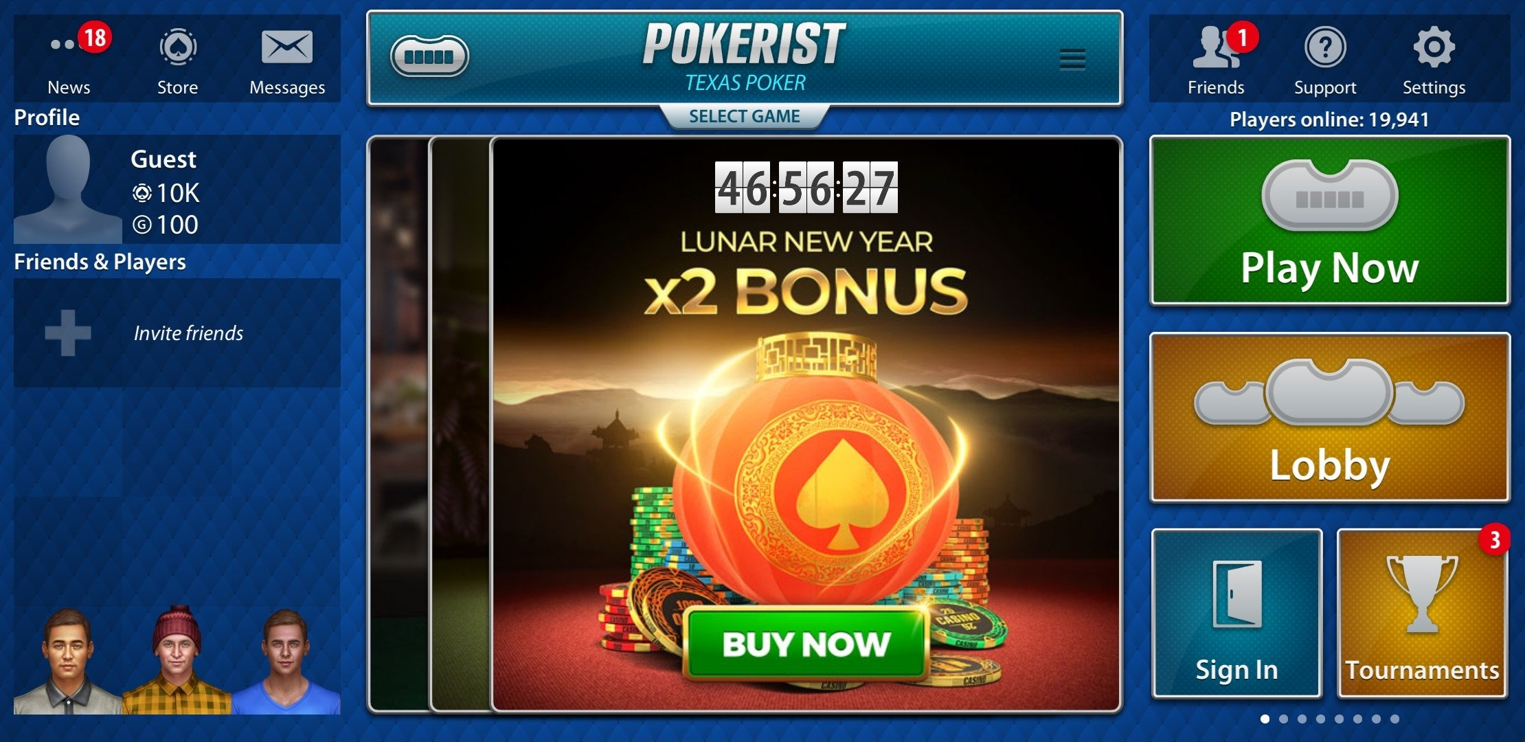 Pokerist 17 1 0 - Download for Android APK Free