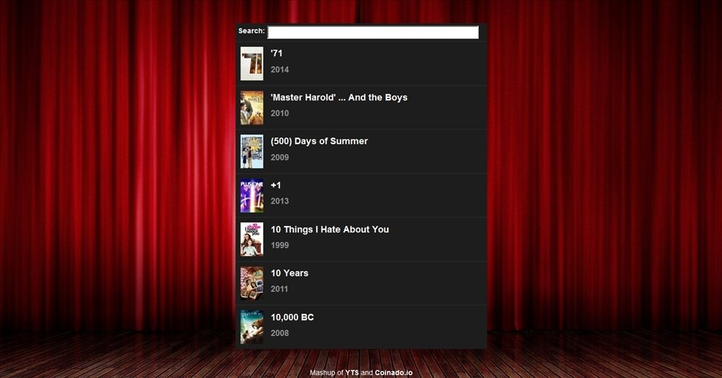 Popcorn in your Browser Webapps image 4