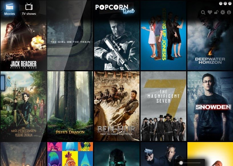 Popcorn Time 0 3 10 - Download for PC Free