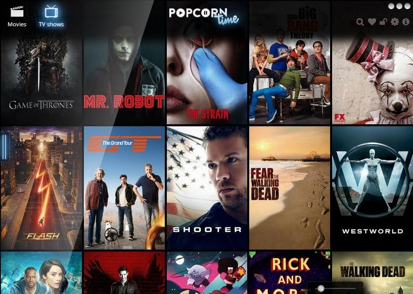 popcorn time getting metadata 0