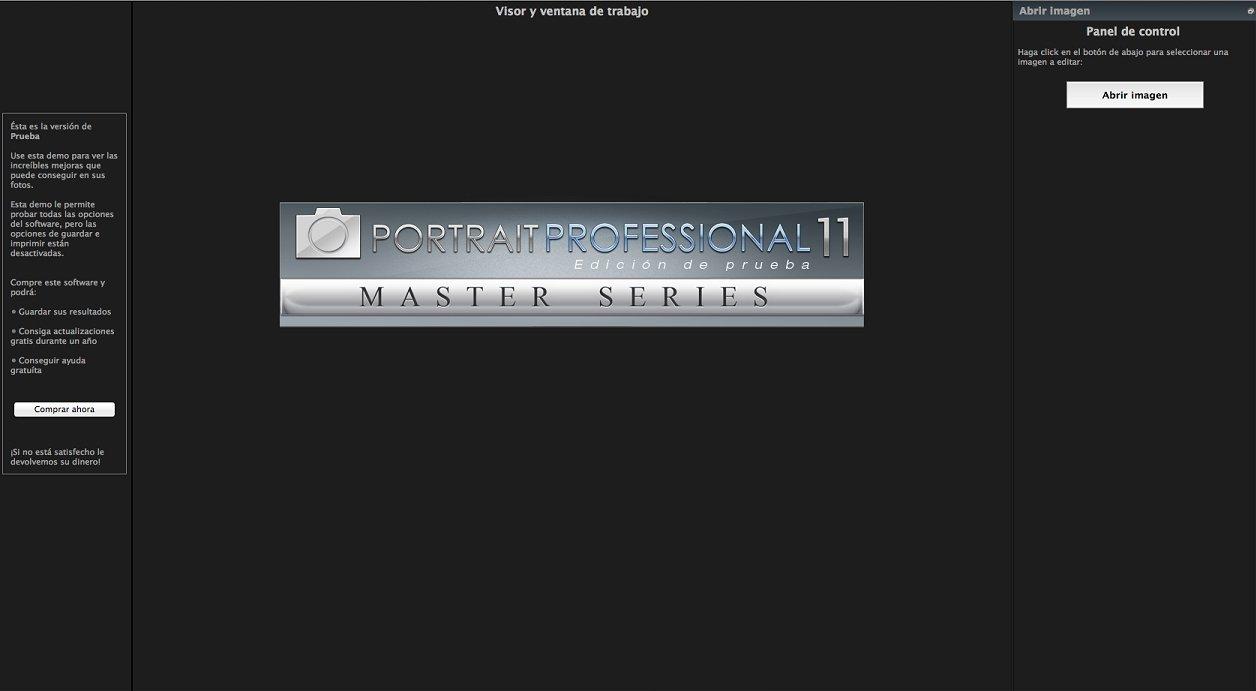 Portrait Professional Mac image 4