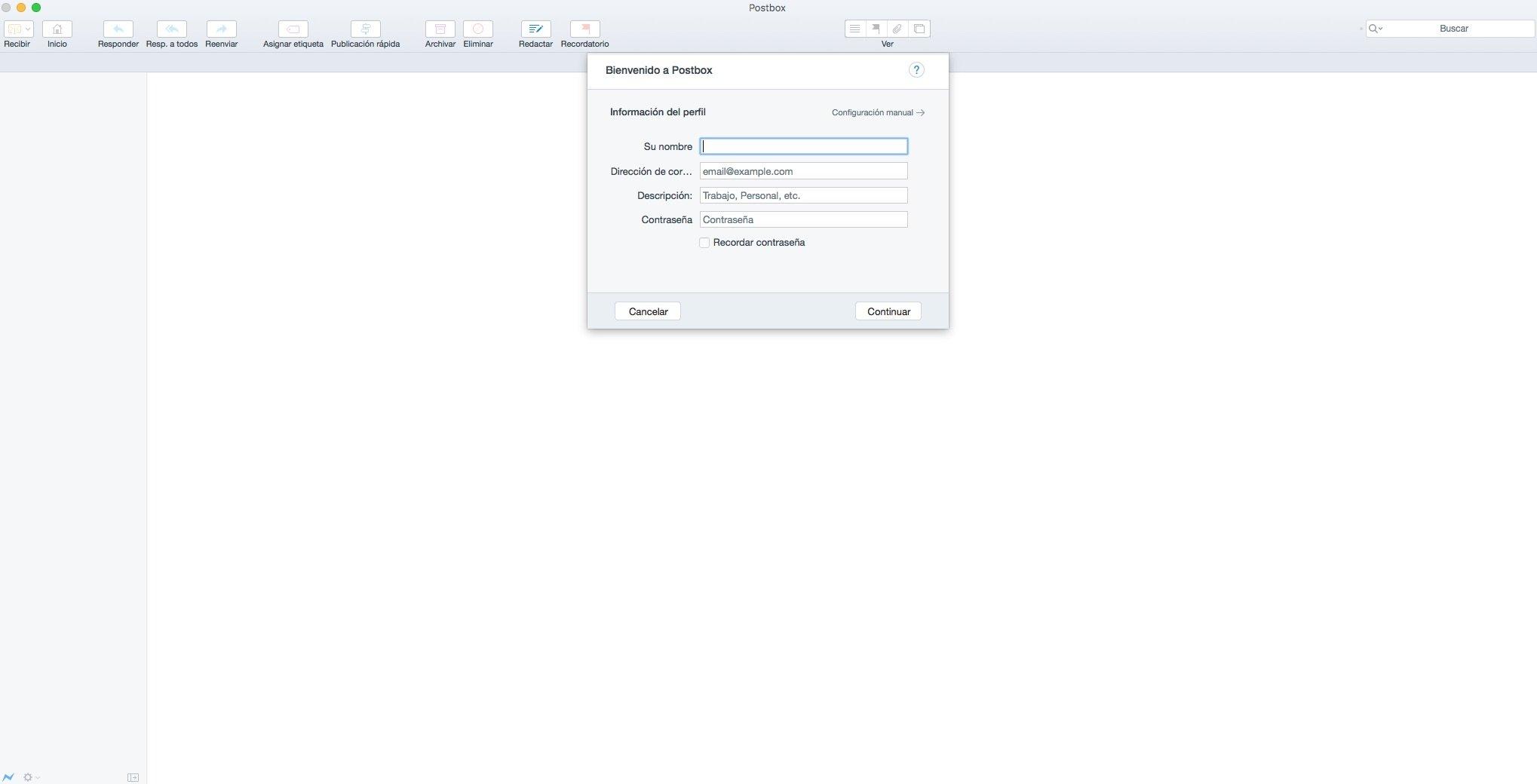 Postbox Mac image 6