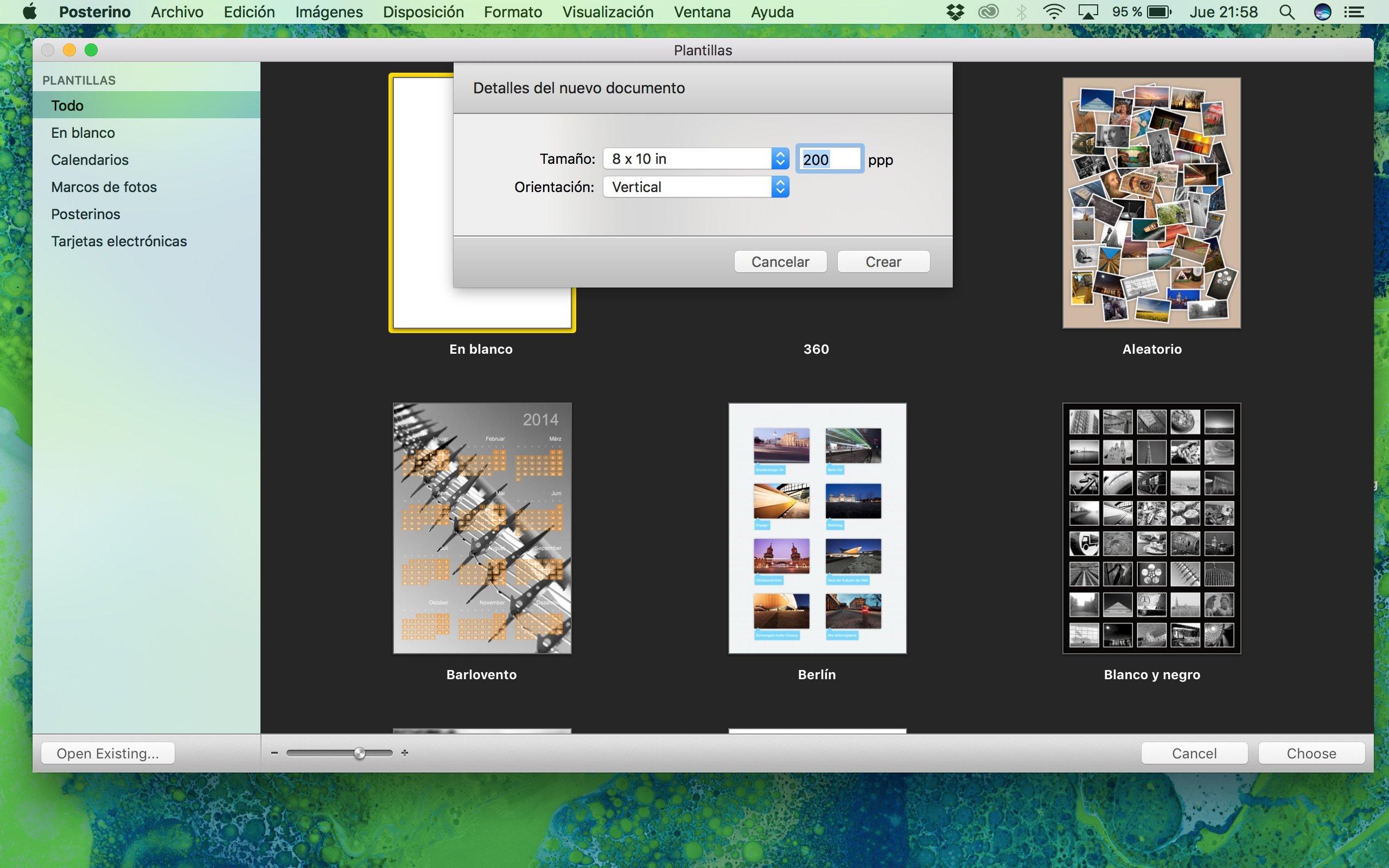 Posterino 3.4 - Download für Mac Kostenlos