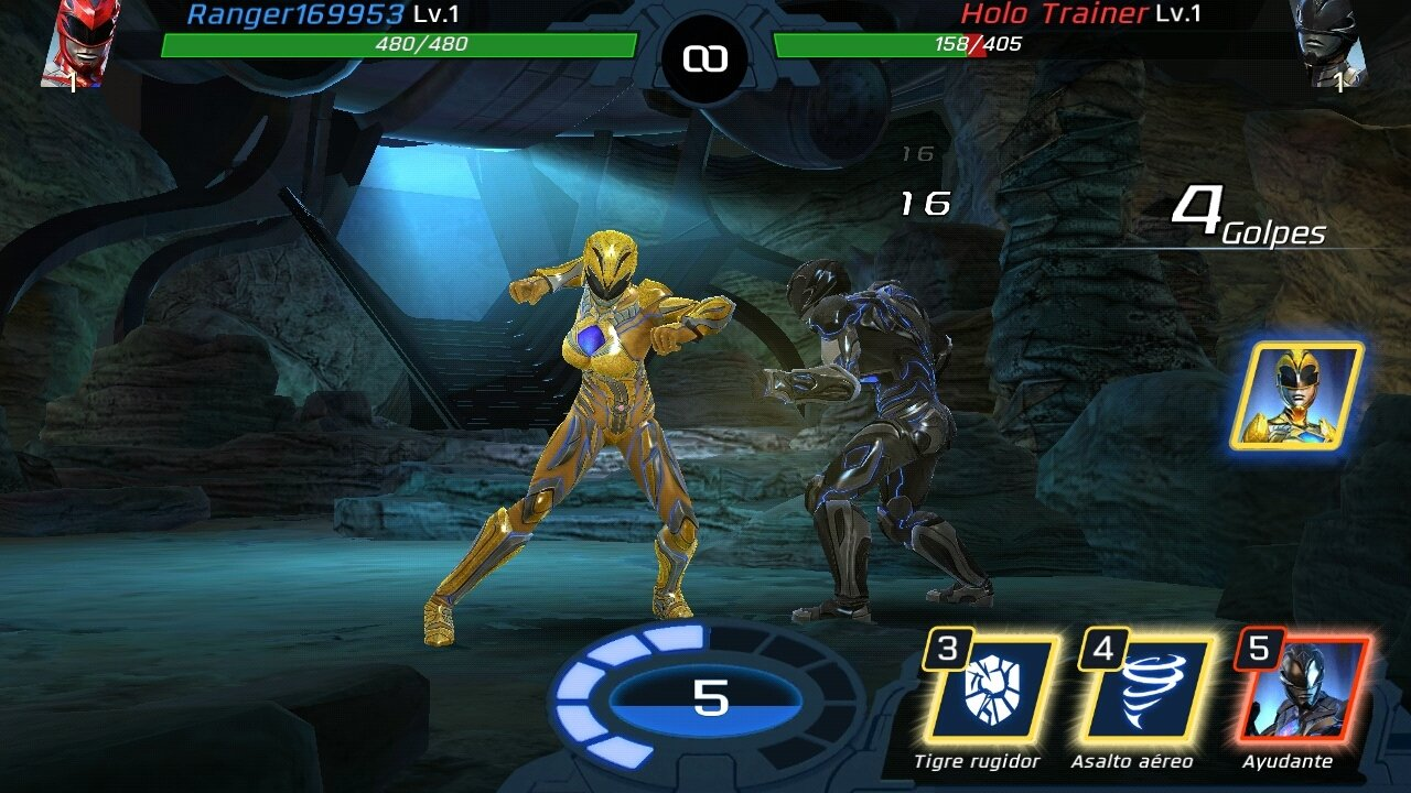 power rangers legacy wars apk mod android 1