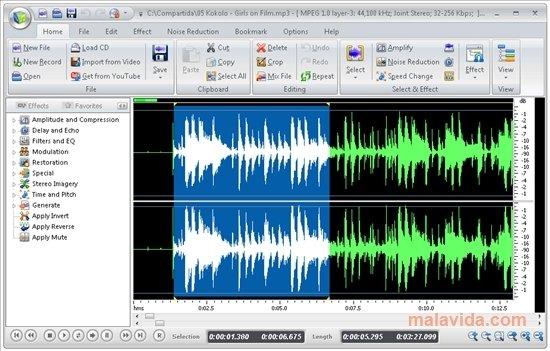 Power Sound Editor image 4