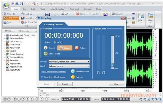 sound editor free download full version