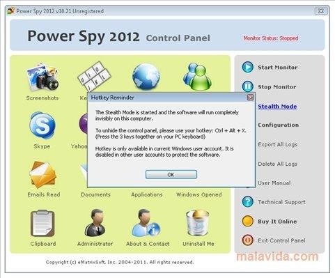 Power spy торрент - фото 6