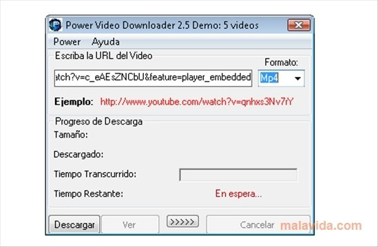 Power Video Downloader image 4