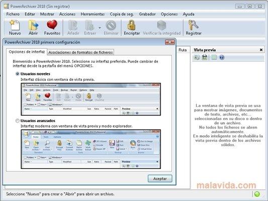 powerarchiver 2010 gratuit