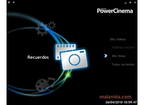 powercinema 4