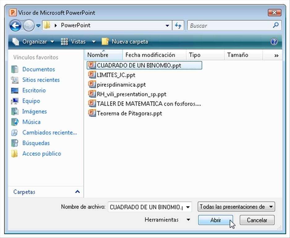 PowerPoint Viewer image 5