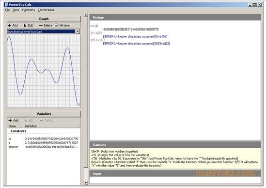 PowerToy Calc image 3