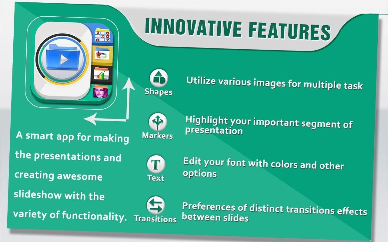 Presentation Maker Android image 4