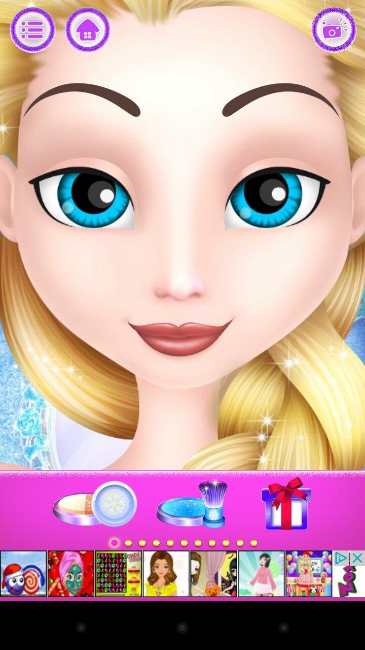 Princesse Maquillage Great Télécharger Pour Android Apk Gratuitement
