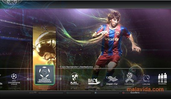 free  game pes 2011 for android